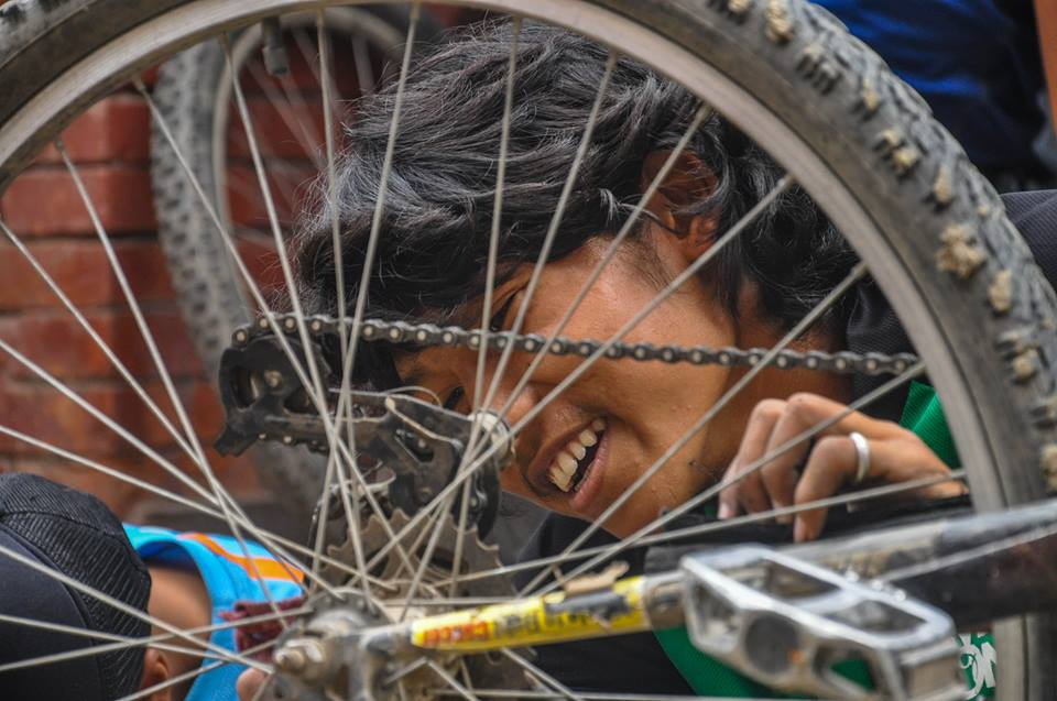 You are currently viewing Basic Bicycle Maintenance Workshop