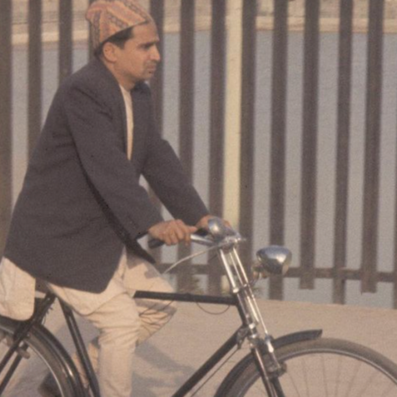 Read more about the article The rise and fall of the Kathmandu Valley's cycling culture- Prashanta Khanal